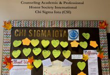 Photo of Rider Counseling Honor Society creates workshops and activities for Rider community