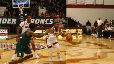 Photo of Broncs lose in blowout at Arizona State