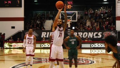 Photo of Broncs win third in a row in home opener