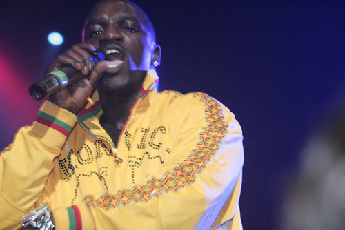 Photo of Not all heroes wear capes: Rapper Akon builds his own city