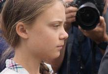 Photo of Greta T: Nobel Peace Prize nominee