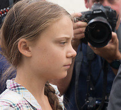 Photo of Greta T: Nobel Peace Prize nominee