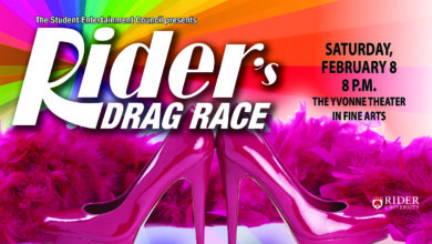 "Photo of Don't ""drag"" your feet: Come and see Rider's Drag Race"