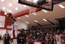 Photo of Men's Basketball vs. Monmouth photos — Feb. 28