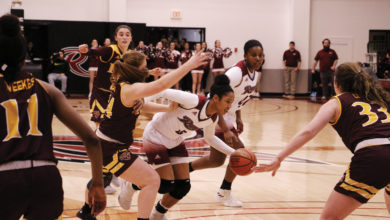 Photo of Stella Johnson helps Broncs bounce back