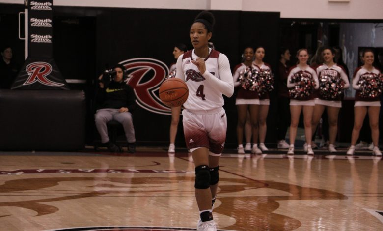 Photo of Stella Johnson: Rider basketball's GOAT
