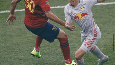Photo of Former Bronc finds success with New York Red Bulls