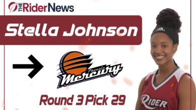 Photo of Stella Johnson selected by Phoenix Mercury in WNBA Draft
