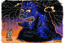 Photo of Wake up! Time is ticking on climate change