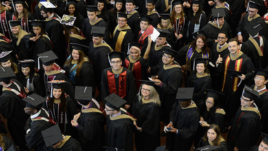 Photo of Class of 2020 commencement rescheduled to May 2021