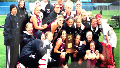 Photo of An ode to the 2000 field hockey team