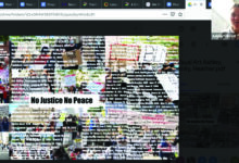 """Photo of Westminster Chapel Choir produces multimedia project, """"No Justice, No Peace"""""""