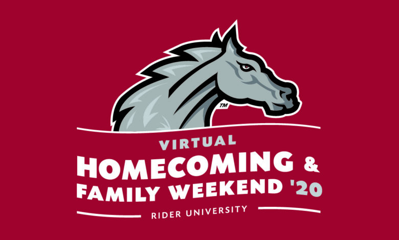 Photo of Rider provides a safe way to celebrate this year's Homecoming and Family Weekend